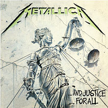 …And Justice For All – Metallica