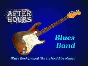 The After Hours Blues Band – Chorley, Lancashire