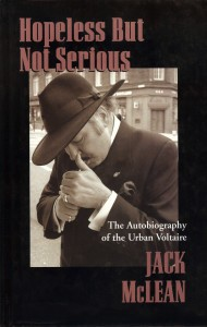 Jack McLean – The Urban Voltaire