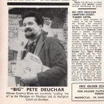 Big Pete Deuchar: 1958-60