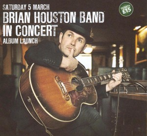 Brian Houston: Live In Belfast And In The Middle Of Nowhere