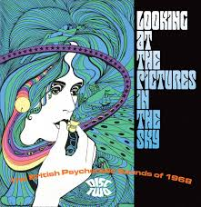 Various: Looking at the Pictures in the Sky-The British Psychedelic Sounds of 1968