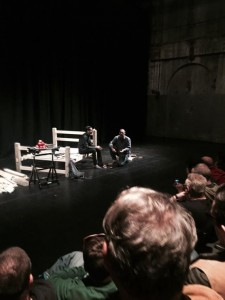 An evening with Bill Drummond