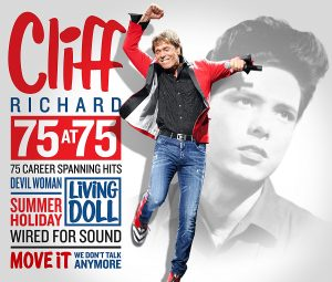 "Cliff Richard – ""75 At 75"""