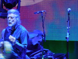 A Night Out with Robert Plant
