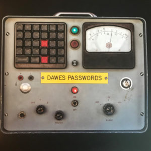 Dawes – Passwords