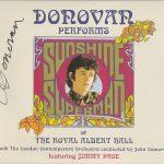 DONOVAN – Performs Sunshine Superman at the Royal Albert Hall – DVD