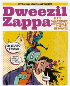 Dweezil Zappa Plays Whatever The F**k He Wants