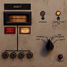 Add Violence EP – Nine Inch Nails