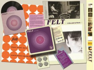 Felt – A Decade in Music (The First 5 Albums)