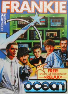 Frankie Goes To Hollywood: The Game