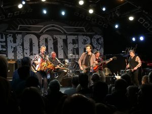 The Hooters, Hamburg, 5 July 2017