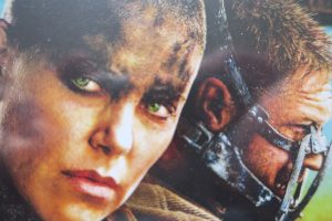 Mad Max-Fury Road – Black & Chrome edition