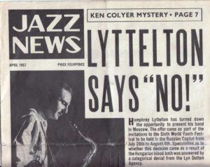Jazz Magazine Admits: The London Modern Jazz Scene Is Finished