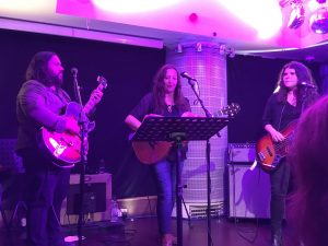 Kathryn Williams & Laura Barnett: Q & A session and gig