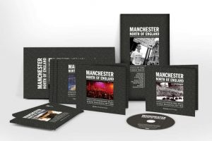 Manchester, North of England: A story of independent music, Greater Manchester 1977-1993