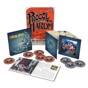 """Procol Harum """"Still There'll Be More"""" – 50th Anniversary Boxed Set"""