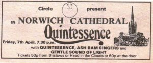 Quintessence: Another History