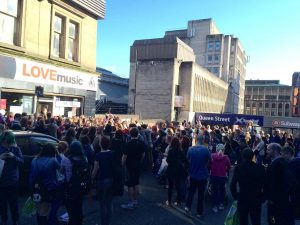 Record Store Day – Love Music, Glasgow