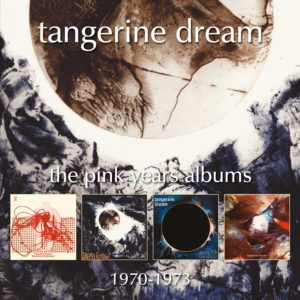 Tangerine Dream – The Pink Years 4 CD Box Set