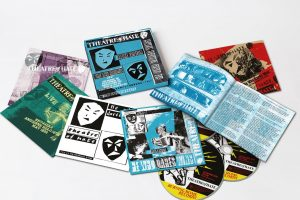 Theatre of Hate – He who dares wins Deluxe Edition