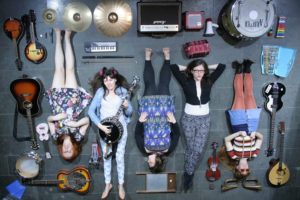 Wookalily – English tour dates
