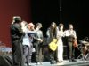 Tomatino and friends at the Seville Flamenco Biennale