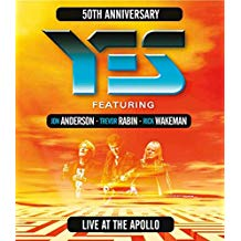 Yes (featuring Anderson,Rabin & Wakeman) – Live At The Apollo