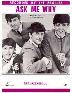 Beatles Project #4 Ask Me Why