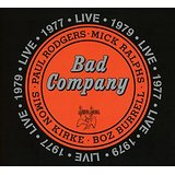 Bad Company – Live 1977 & 1979