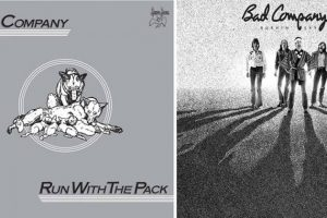 Bad Company – Running With The Pack & Burnin' Sky – Deluxe