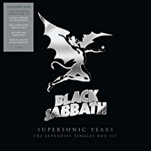 Black Sabbath – The Supersonic Years (The Seventies singles)