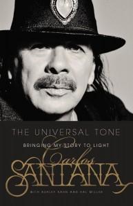 Carlos Santana – autobiography, the Universal Tone