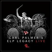 Carl Palmer's ELP Legacy – Live