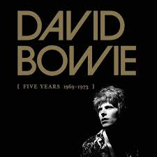 David Bowie – Five Years 1969-1973