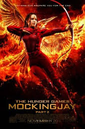 The Hunger Games – MockingJay part 2