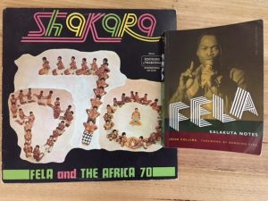 Kalakuta notes -a great book on the great Fela Kuti and Afrobeat