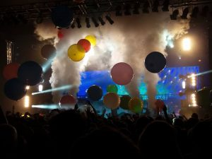 The Flaming Lips and Public Service Broadcasting