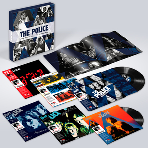 The Police – Every Move You Make: The Studio Recordings