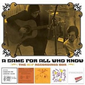 Various Artists – A Game For All Who Know