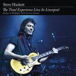 Steve Hackett – The Total Experience Live In Liverpool (2CD/2DVD)