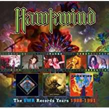Hawkwind – The GWR Years 1988 – 1991