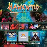 Hawkwind – The RCA Active Years 1981-82