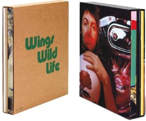 Paul McCartney and Wings – Wild Life & Red Rose Speedway 2CD Deluxe Editions