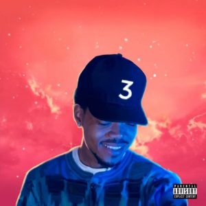 Chance The Rapper -Coloring Book