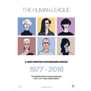 The Human League – A Very British Synthesiser Group