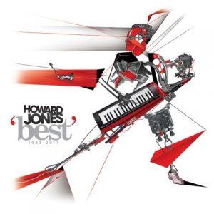 Howard Jones – Best 1983-2017 (3CDs)