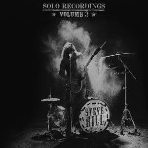 Steve Hill – Solo Recordings Volume 3