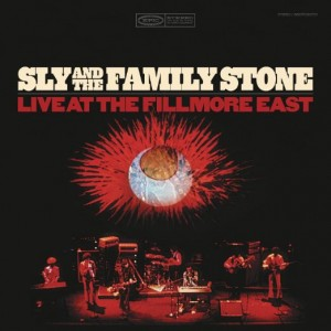 Sly & The Family Stone – Live At The Fillmore East 4th & 5th October 1968