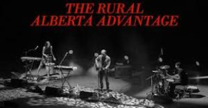 A Night Out with the Rural Alberta Advantage